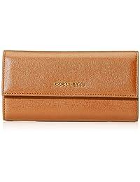 Coccinelle 金属色牛皮压纹 女式 时尚钱包 BW1 11 46 01