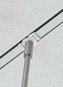 Tech Lighting 700TT2TBAR9CWW-P 2 路 T-TRAK T 型杆连接器 White Finish/700tt2tbar9cbw 700TT2TBAR9CBW