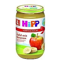 Hipp 喜宝 苹果香蕉果泥,6罐装(6 x 250克)