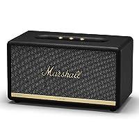 Marshall 马歇尔 MRL1001910 Stanmore II 语音唤醒蓝牙音箱 黑色