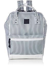 [anello]背包/背包 AT-B3092 N/C金属拉链双肩包SLIM SMALL(限)