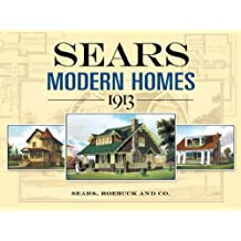 Sears Modern Homes, 1913 (Dover Architecture) (English Edition)