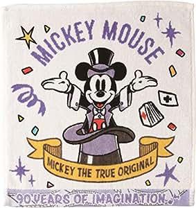 丸真 迪士尼 米老鼠 90周年纪念艺术 毛巾 帽子艺术 迪士尼 米奇 ハンドタオル 2005081300