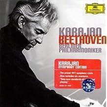 进口CD:卡拉扬贝多芬1-9交响曲(CD) 4777578