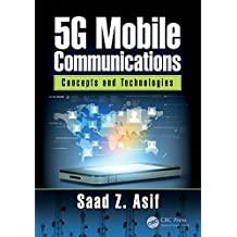 5G Mobile Communications: Concepts and Technologies (English Edition)