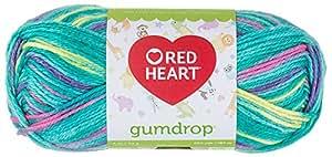 Coats Yarn Red Heart Gumdrop Yarn, Smoothie