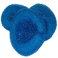 Dawn 437775 Polymesh Scrubbers, 3 count