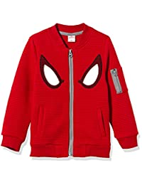 Disney 迪士尼童装 MARVEL 男童 针织开衫 KSP7H1OWKB5501
