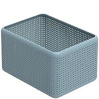 Rotho Eco Madei 储物盒 蓝色 13 l (32,6 x 23,8 x 18,8 cm) 1015706161PC