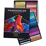Prismacolor 三福霹雳马 Nupastel 96色水溶性蜡笔粉笔套装 干湿两用 绘画色粉笔粉彩棒