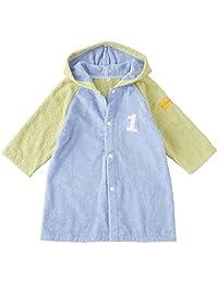 今治毛巾 浴袍 编号颜色 儿童 M 100-110 1.浅蓝色 MM0801-0500-45