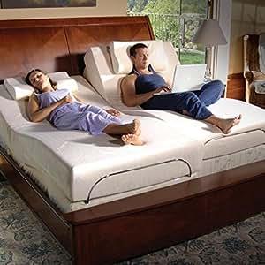 Royal Collection 1900 分体加州大号双人床埃及棉竹子优质床单套装 5.08cm X 213.36cm 床笠,1 件床单 2 件大号双人床/枕套。 抗皱不缩水 深灰色 Split Cal King 並行輸入品