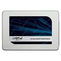 Crucial MX300 2.5 英寸内置固态硬盘 525GB
