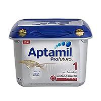 官方直供 | Aptamil 德国爱他美 新白金版 婴儿奶粉1段 (0-6个月) 800g [跨境自营]包邮包税