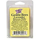 Gentle Bees Lavender Beeswax Melts for Candle Making