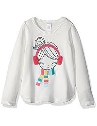 Gymboree 女童长袖冬季加尔毛衣