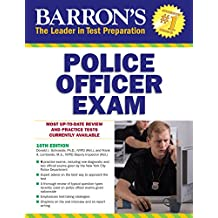 Police Officer Exam (Barron's Test Prep) (English Edition)