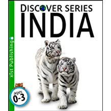 India (Discover Series) (English Edition)