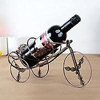 FALIMART 品尼优红酒架铁艺时尚装饰品 葡萄酒架欧式红酒架创意摆件