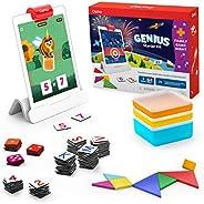 Osmo – Genius 入門套件 適用于 iPad + 家庭游戲之夜 – 7 種動手學習游戲適用于拼寫、數學等 – 包括 6-10 歲 iPad 底座 – 亞馬遜*