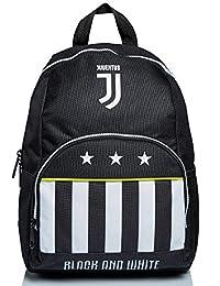 Juventus 小背包,*佳搭配,黑白,幼儿园休闲