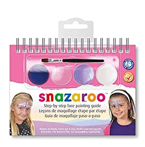 Snazaroo Princess Step-by-Step Face Painting Set