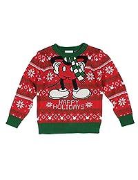 迪士尼米老鼠快乐假日仙女岛婴儿毛衣