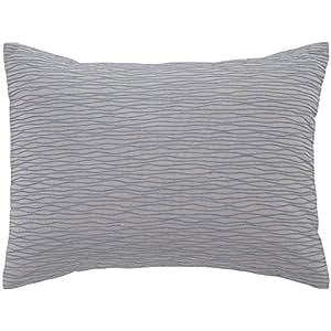 Ellen Degeneres Ed Soledad 被子套装 灰色 12x16 Pillow USHSFY1096799