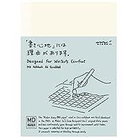 MIDORI MD 方格笔记本国际版 (A6)