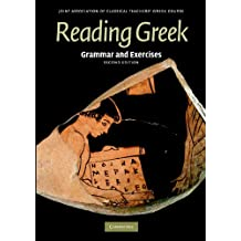 Reading Greek: Grammar and Exercises (English Edition)