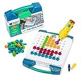 Educational Insights 设计与训练 随身携带工具箱(3岁+)