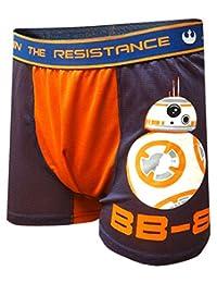 Star Wars BB-8 男士平角内裤