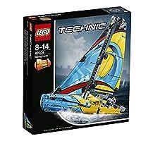 【爆款直降】【NEW 上新 1月新品】 LEGO 乐高 拼插类玩具 Technic 机械组系列 赛艇 42074 8-14岁 积木玩具