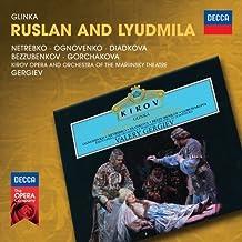 进口CD:鲁斯兰与柳德米拉Ruslan & Lyudmila(CD)4783420C