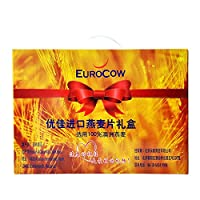 Eurocow 优佳 燕麦片礼盒 1kg*2(马来西亚进口)