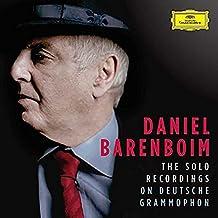 进口CD:巴伦波伊姆(钢琴)独奏录音全集 Daniel Barenboim Complete Solo Recordings(39CD)4797371