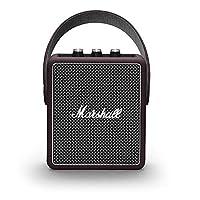 Marshall Stockwell II Portable Speaker - Burgundy