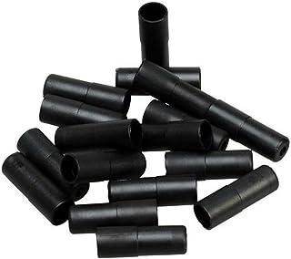Kuiwz 100 件 5 毫米制动电缆端盖自行车山地自行车自行车制动器内电缆端盖