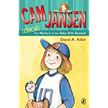 Cam Jansen: The Mystery of the Babe Ruth Baseball #6 (English Edition)