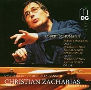 进口CD:舒曼钢琴协奏曲 Schumann:Paino Concerto(CD+DVD)94010335