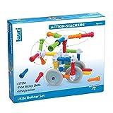 Lauri Action-Stackers - 小小建筑师套装, 适用年龄:3岁以上