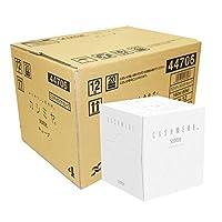 【整箱贩卖】 苏格兰高地 山羊绒 纸巾 160片(80组)×12盒