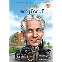 Who Was Henry Ford? (Who Was?) (English Edition)