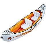 Blueborn Boat Indika 2-2 person canoe with nylon hull 325x80cm (load capacity 165kg)