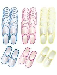 一次性清扫拖鞋 30双装 (15双装×2套)
