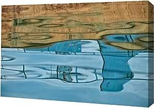 "PrintArt 的""Delusion II""由 Cora Niele 创作画廊装裱艺术微喷油画艺术印刷品 20"" x 13"" GW-POD-48-CN1106-20x13"