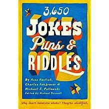 3650 Jokes, Puns, and Riddles (English Edition)