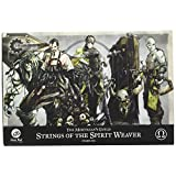Steamfoged Games Guild Ball:Mortician Strings of The Spirit Weaver Miniature 游戏人偶