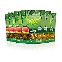 Next Organics *干芒果 4 盎司,6 件装