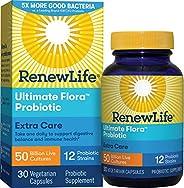 Renew Life Ultimate Flora益生菌素食胶囊,500亿,30粒